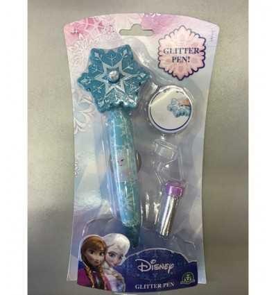 stylo paillettes confettis frozen 87408 Giochi Preziosi- Futurartshop.com
