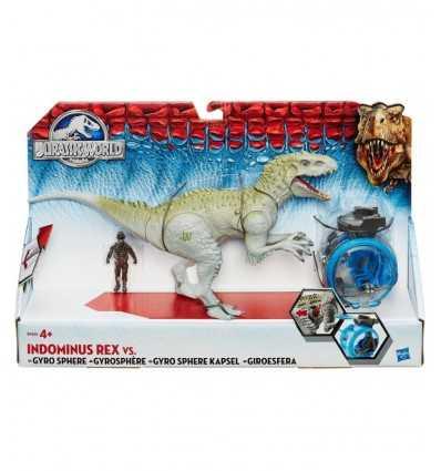 Indominus rex karaktär vs Girosfera B1423EU41/B1424 Hasbro- Futurartshop.com
