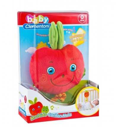 Carillon de pomme doux 14358 Clementoni- Futurartshop.com