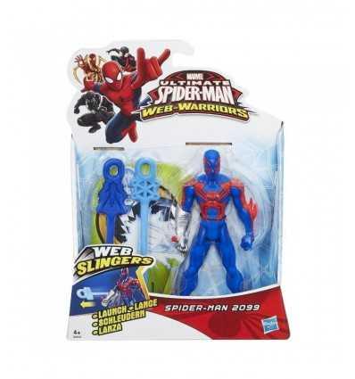 web スリンガー文字スパイダーマン 2099 B0571EU41/B2603 Hasbro- Futurartshop.com