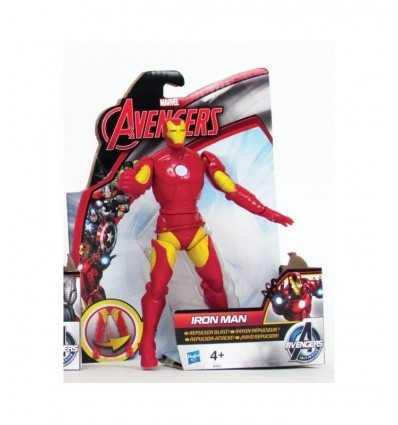 avengers mighty battlers iron man B1202EU40/B1812 Hasbro-Futurartshop.com