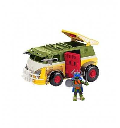 Teenage Mutant ninja turtles vehicle armored van with Leo GPZ91009 Giochi Preziosi- Futurartshop.com