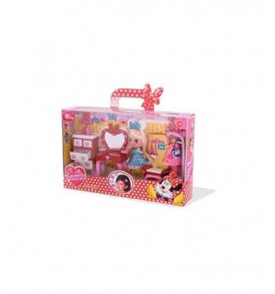 I love Minnie IML cameretta 700008713 Famosa- Futurartshop.com