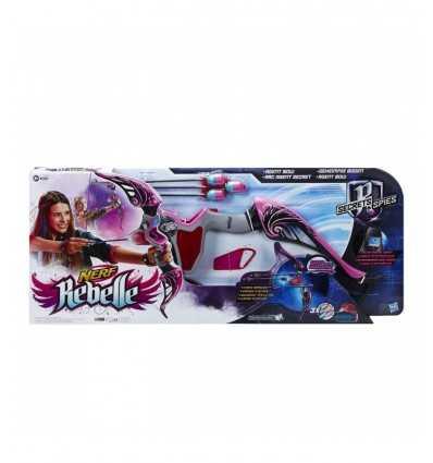 Nerf Rebelle agent Bow Rosa B0344EU42/B0345 Hasbro-Futurartshop.com