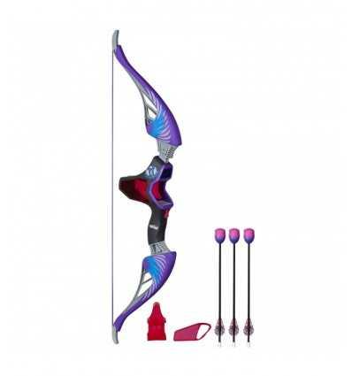 NERF открыто агент фиолетовый лук B0344EU42/A8858 Hasbro- Futurartshop.com