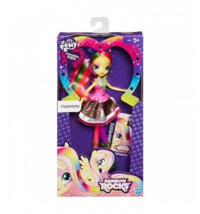 min lilla ponny docka equestria girls fluttershy A3994EU41/A8833 Hasbro- Futurartshop.com