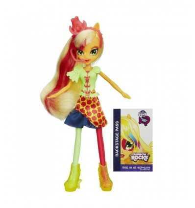my little pony doll equestria girls Applejack A3994EU41/A9884 Hasbro- Futurartshop.com