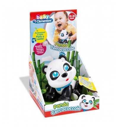 panda cerca coccole 14214 Clementoni-Futurartshop.com