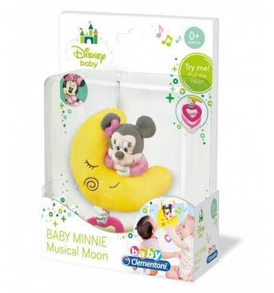 Мягкая Минни Baby Луна музыка 14535 Clementoni- Futurartshop.com