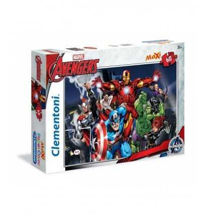 Avengers Maxi 60 puzzli 026749 Clementoni- Futurartshop.com