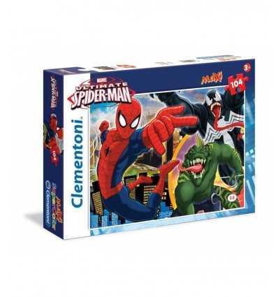 Ultimate Spiderman Puzzle Pieces maxi 104 23684 Clementoni- Futurartshop.com