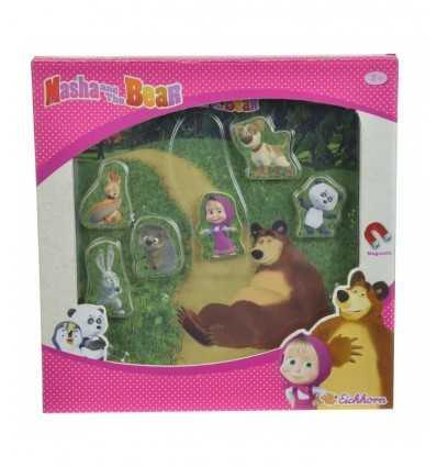 Маша магнитные головоломки 20 x 20 см 109304081 Simba Toys- Futurartshop.com
