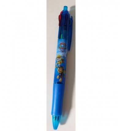 Pfote-Patrouille-Stift mit Klick 4 Farben 152890/2 Accademia- Futurartshop.com