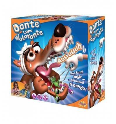 Dante boardgame болящий волк 21190122 Rocco Giocattoli- Futurartshop.com