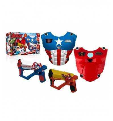 Avengers Set Mega laser luci e suoni 390119AV1 IMC Toys-Futurartshop.com