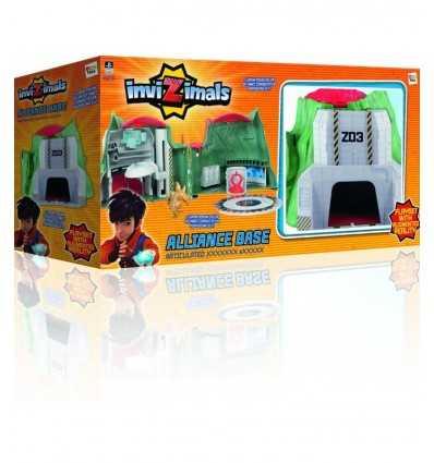 Invizimals Alliance Base Playset 300911IZ IMC Toys- Futurartshop.com