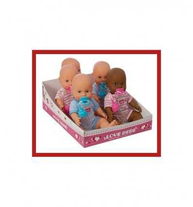 amor muñeca bebe y MEA 30 cm RDF50390 Giochi Preziosi- Futurartshop.com