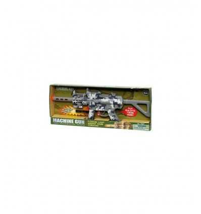 sons et fusil camouflage HDG70116 Giochi Preziosi- Futurartshop.com