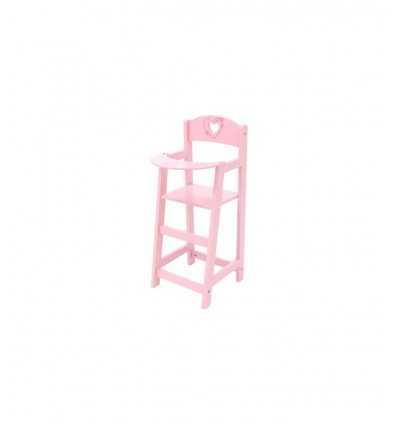Детские деревянные стульчик любовь RDF50540 Giochi Preziosi- Futurartshop.com