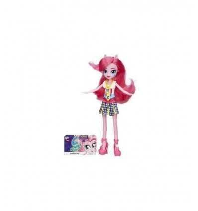 mi pequeña muñeca pony espíritu escolar de las niñas Equestria Pinkie Pie B1769EU40/B2015 Hasbro- Futurartshop.com