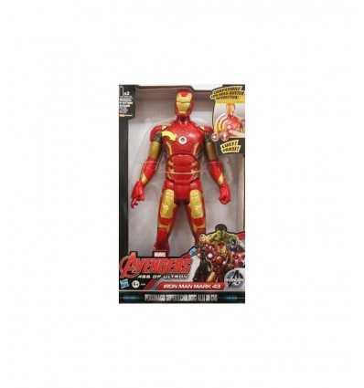 Iron Man Avengers talar karaktär B04331030/B1494 Hasbro- Futurartshop.com