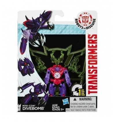 Personnage de Transformers mini-con effet B0763EU40/B1972 Hasbro- Futurartshop.com