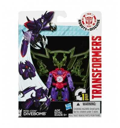 Transformers mini-con Divebomb character B0763EU40/B1972 Hasbro- Futurartshop.com