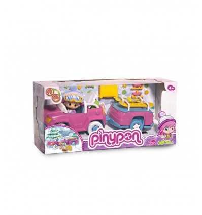 PinyPon célèbre snow Machine 700010267 700010267 Famosa- Futurartshop.com