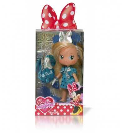 I Love Minnie dotate di glitter 17 cm 700010392 Famosa-Futurartshop.com
