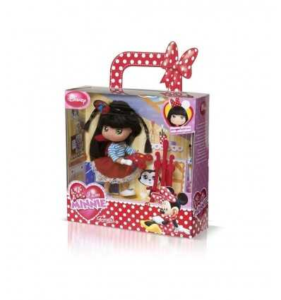 I Love Minnie artista 17 cm 700010393 Famosa- Futurartshop.com