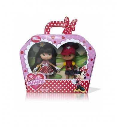 I Love Minnie, Boy and Girl 700010394 Famosa- Futurartshop.com
