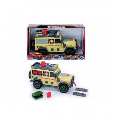 action série jeep voiture 203308362 Simba Toys- Futurartshop.com