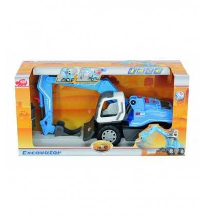 DICKIE Spielzeug Bagger 203413430 Simba Toys- Futurartshop.com