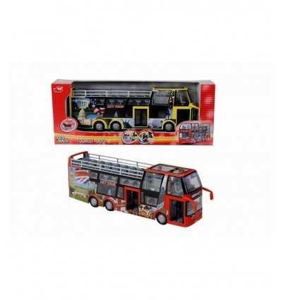 ダブル 2 色観光バス 203314322 Simba Toys- Futurartshop.com