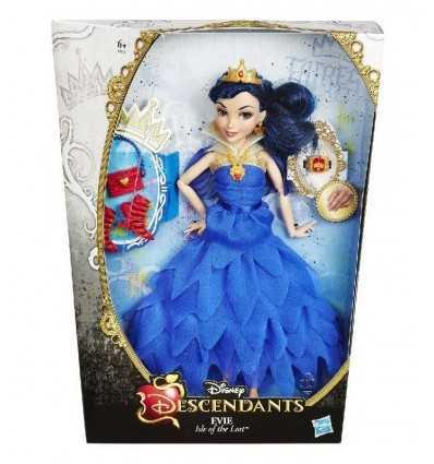 isle d'Evie de descendants Disney poupée des disparus B3120EU40/B3122 Hasbro- Futurartshop.com