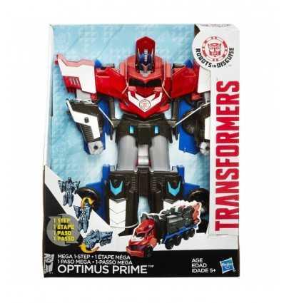 Transformers personaje optimus prime Mega Robots in Disguise B1564EU40 Hasbro- Futurartshop.com