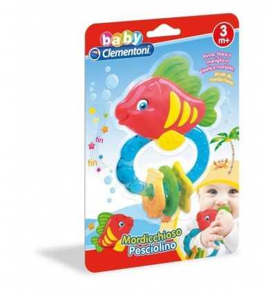 mordicchioso fish rattle 14973 Clementoni- Futurartshop.com