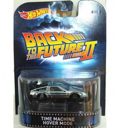 Hot Wheels Retro Hover Time Machine mode BDT77/CFR15 Hasbro- Futurartshop.com
