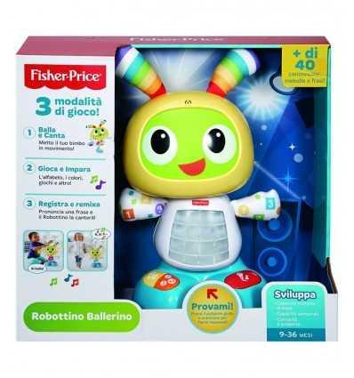 robottino canterino CGV49 Mattel-Futurartshop.com