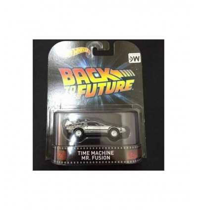 Hot Wheels Time machine Mr fusion BDT77/CFR36 Mattel- Futurartshop.com