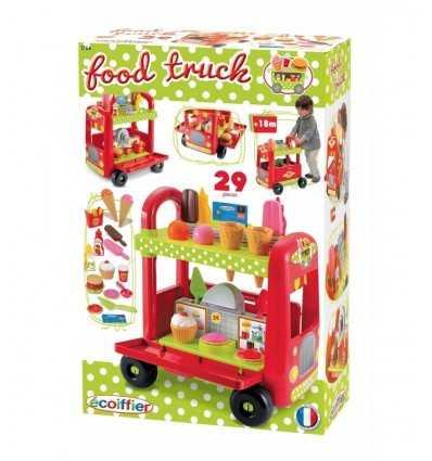 Ecoiffier Food Truck 7600001764 Simba Toys-Futurartshop.com