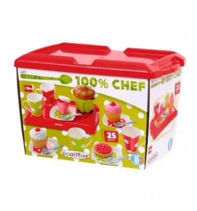 Boîte de pâtisseries ECOIFFIER 7600002611 Simba Toys- Futurartshop.com