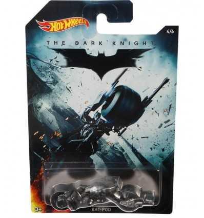 macchina Batman bat-pod hot wheels DFK69/DFK75 Mattel-Futurartshop.com