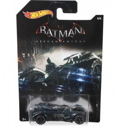 автомобиль Бэтмен arkham рыцарь Бэтмобиль Горячие колеса DFK69/DFK72 Mattel- Futurartshop.com