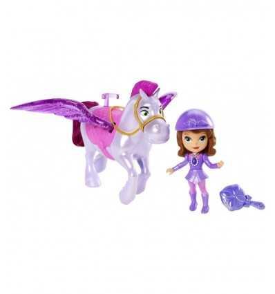 Poupée princesse Sofia avec cheval ailé Minimus CKB24/CMX20 Mattel- Futurartshop.com