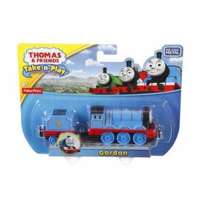 großes Fahrzeug von Thomas Gordon R8852/CBL86 Mattel- Futurartshop.com