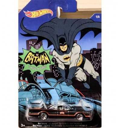 車バットマン バットモービル クラシック テレビ シリーズ DFK69/DFK71 Mattel- Futurartshop.com
