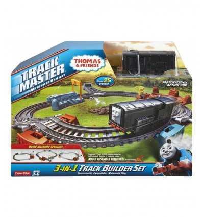 Thomas トラック 3 で 1 プレイセット CFF94/CFF95 Mattel- Futurartshop.com