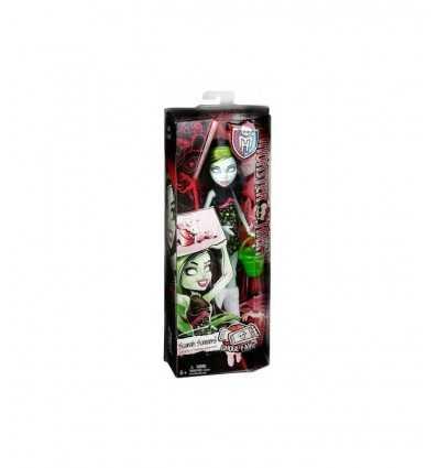 Scarah monster rättvis docka skriker CHW69/CHW73 Mattel- Futurartshop.com