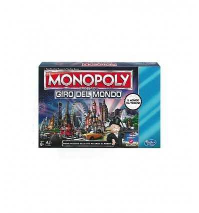 monopol na świecie B23481030 Hasbro- Futurartshop.com